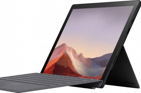 微软Surface Pro 7高清渲染图曝光或于今晚亮相纽约