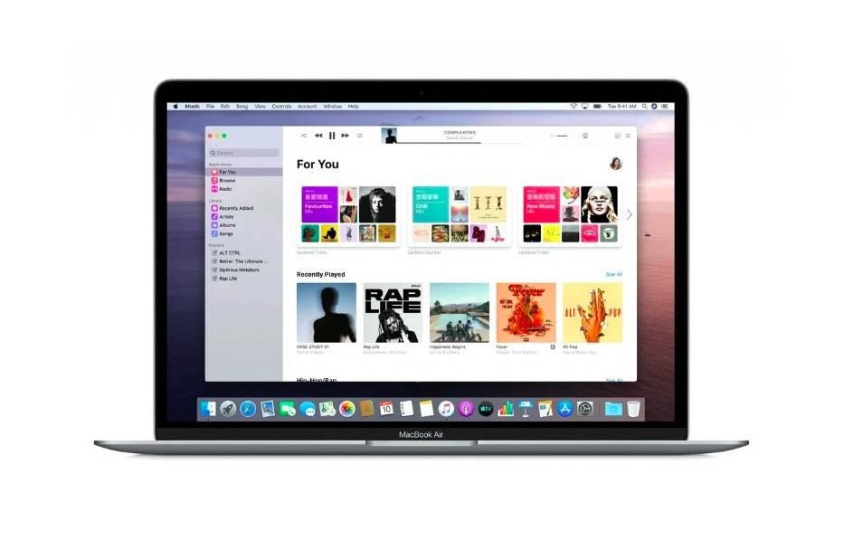 iTunes告别!苹果全新 macOS Catalina 正式版今日上线