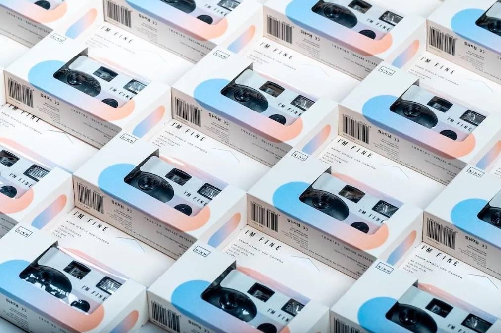 NINM Lab 二代目「I'M FINE」菲林相机发布