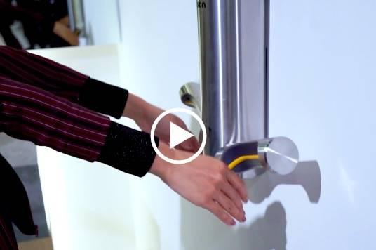 創新科技突破行業桎梏 發布全新Dyson Airblade? 9kJ干手器