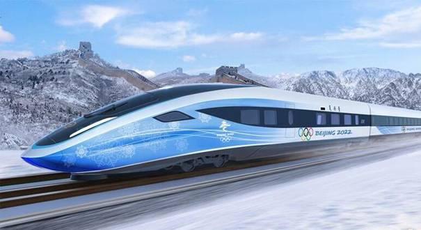 """智能动车组""""试跑"""",京张铁路运行在即"""