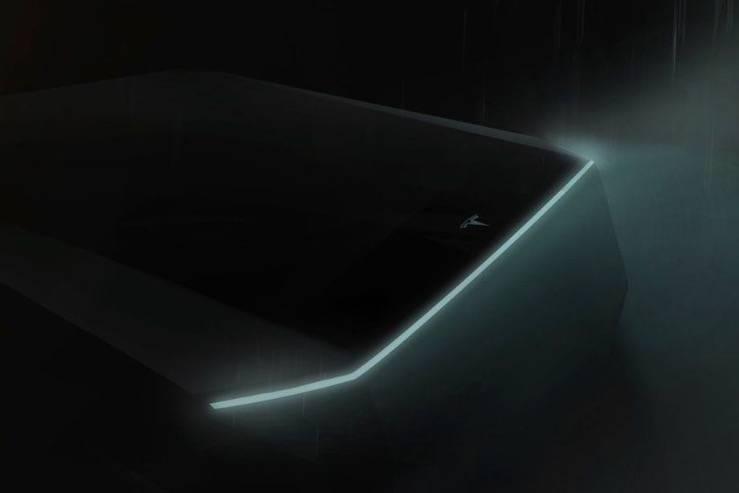 """特斯拉将于11月21日推出""""赛博卡车""""电动皮卡"""