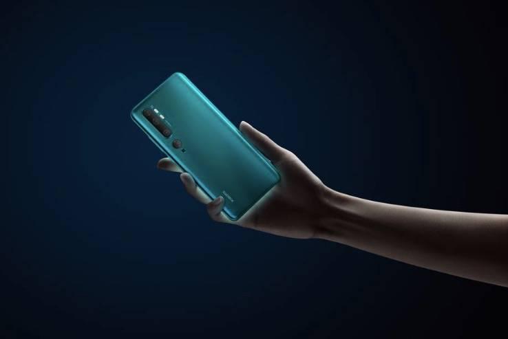 小米宣布为中国以外地区推出1.08亿像素的小米Note 10