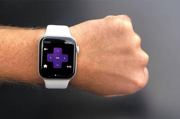 Roku的新免费应用程序可以让你用苹果手表控制你的观看