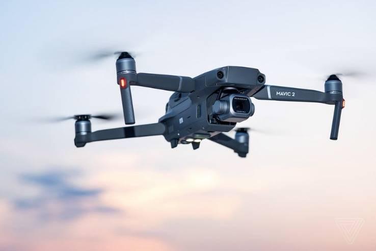 大疆希望让任何拥有智能手机的人都能监控附近的无人机