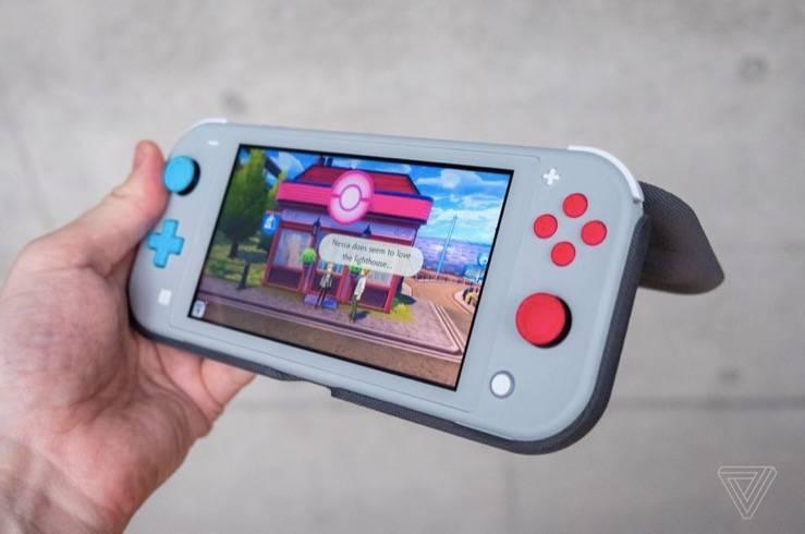 如果你有Switch Lite,你應該買這個Nintendo flip機箱