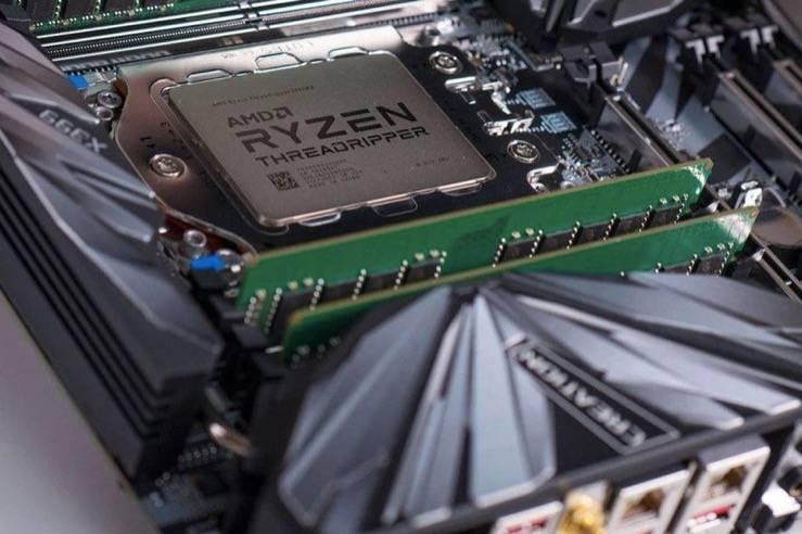 AMD确定在2020年推出64核的Threadripper 3990X