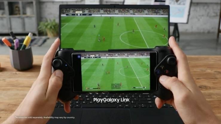 三星的PlayGalaxy Link是向你的Galaxy手机发送PC游戏的另一种方式