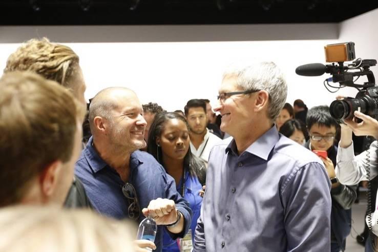 乔尼·伊夫离开了苹果