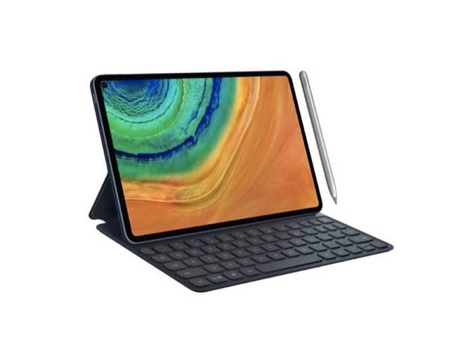华为的下一款平板电脑可能看起来像iPad Pro