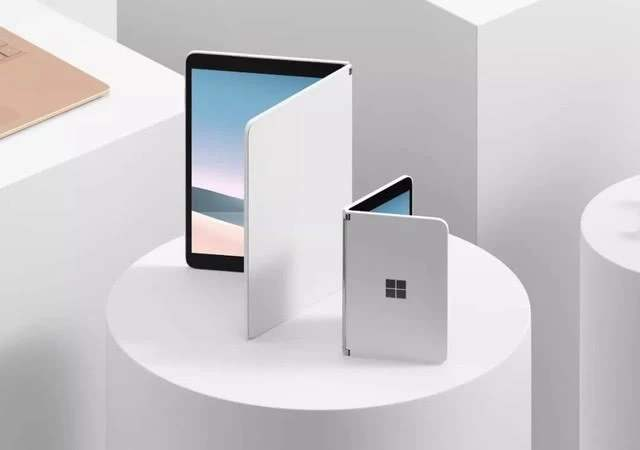 5G折疊屏手機?微軟Surface Duo或于2020年年底發布
