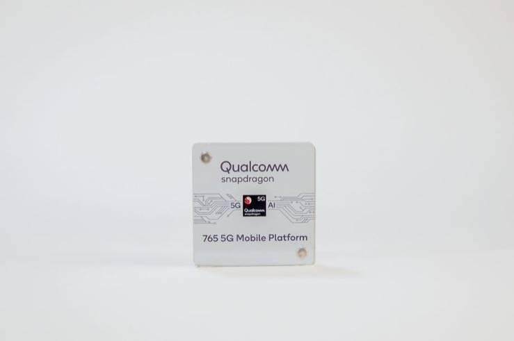 高通的骁龙765芯片可能会推出首款价格实惠的5G手机