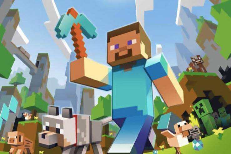 《我的世界》仍然是YouTube上观看次数最多的游戏,高达数百亿次
