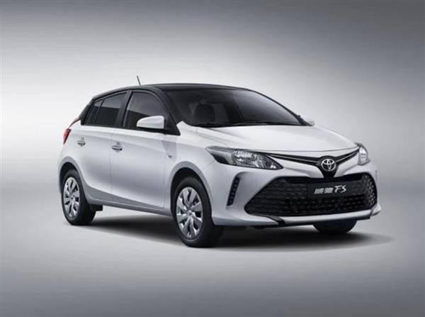 百公里油耗仅5.2L,丰田威驰FS锋尚版8.88万开卖!