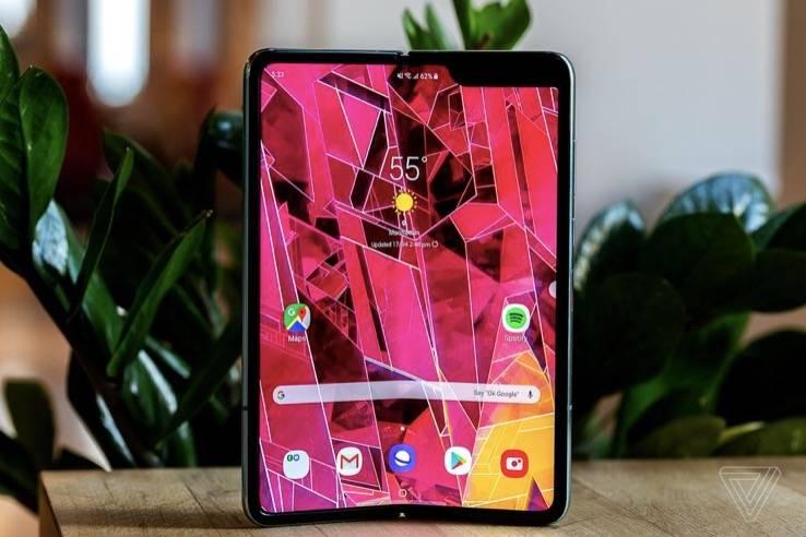 三星现在认为Galaxy折叠手机的销量在40万部或50万部之间