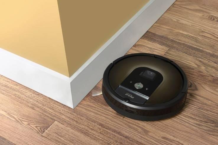 Roomba的机器人吸尘器在不久的将来可以长出手臂