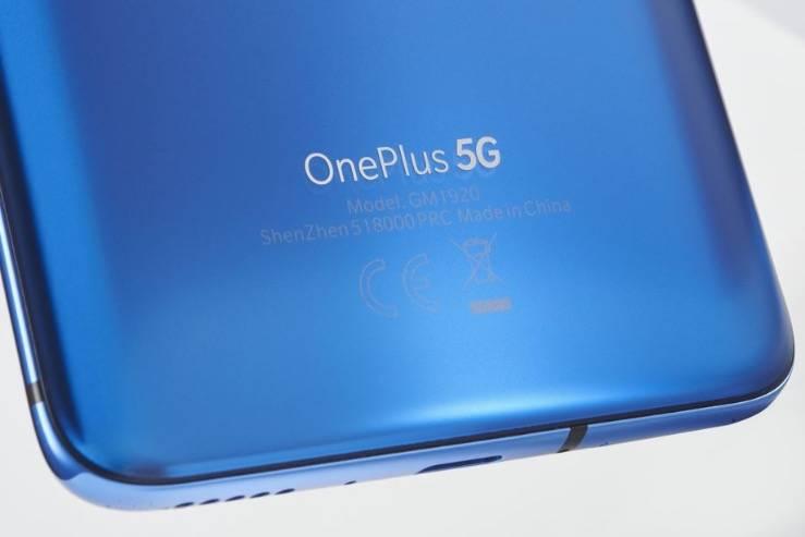一加8将支持Verizon的5G