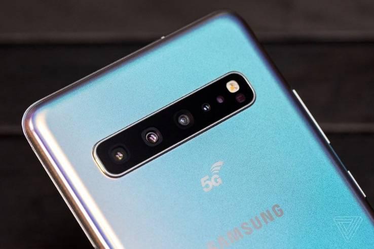 2019年,三星销售了670万部5G手机超出预期