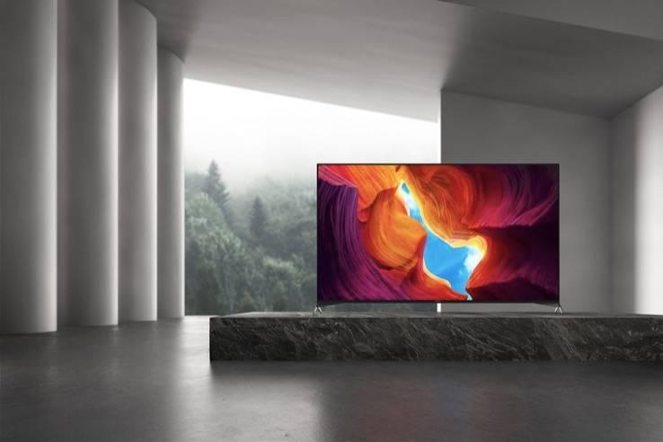 索尼在2020年推出的第一款电视机中就包括了史上最小的4K OLED电视