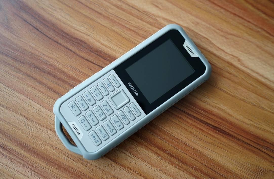 Nokia 800 军工级工艺酷炫迷彩,旅行探险生活必备