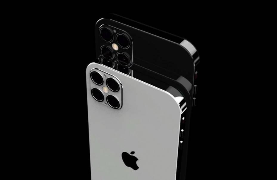 革命性作品:iPhone 12 全新设计概念登场