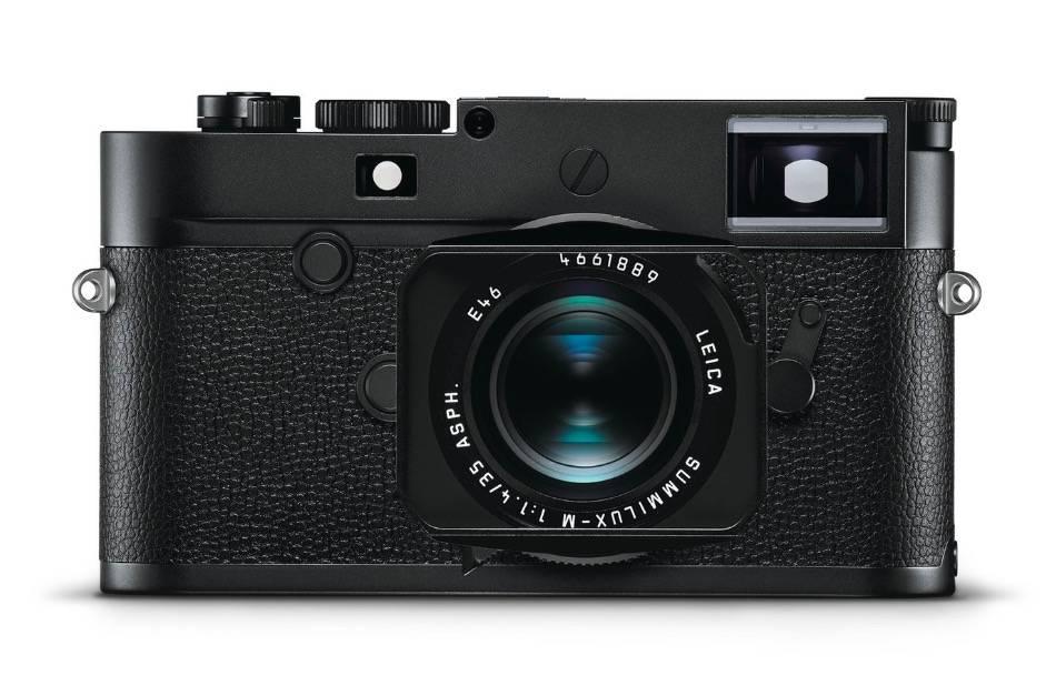 Leica 发布全新 M10 Monochrom 相机