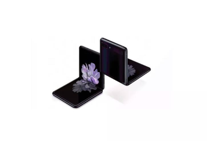 三星甚至在发布Galaxy Z Flip手机之前就发布了这款手机的广告