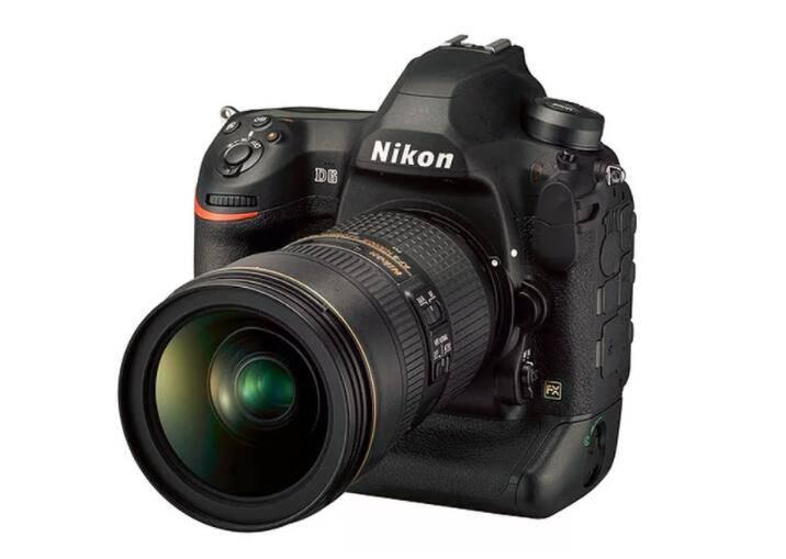 尼康的D6 pro相机将于4月份上市,售价6,500美元