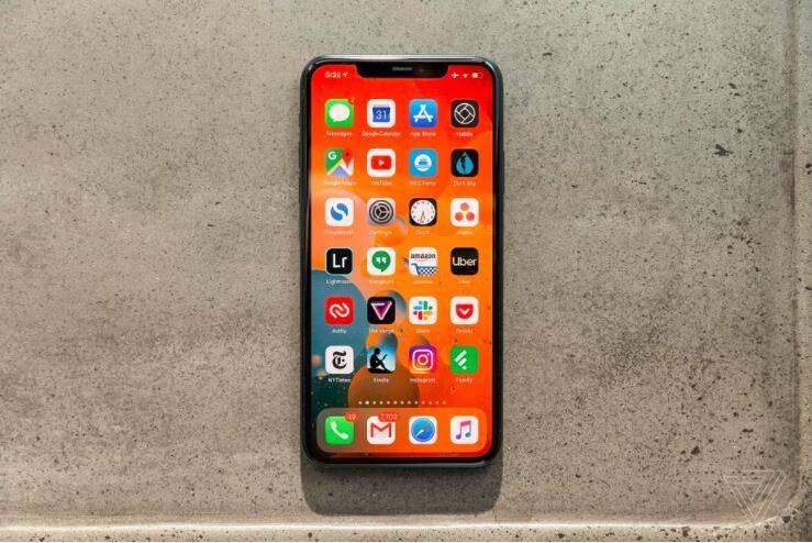 苹果可能会在2020年的iphone上使用自己的5G天线