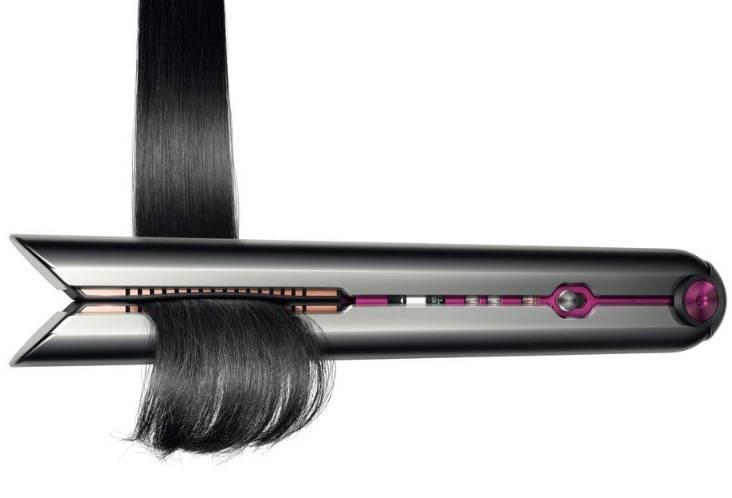 戴森最新推出的美容产品是一款售价499美元的直发器