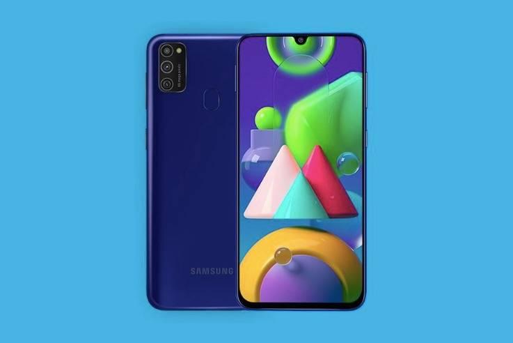 三星的Galaxy M21是该公司面向印度市场推出的最新一款平价手机