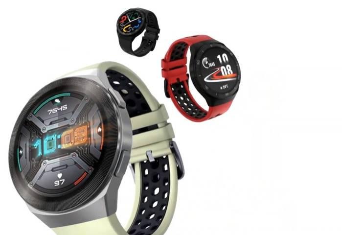 华为的手表GT 2E是对其上一款智能手表的重新设计