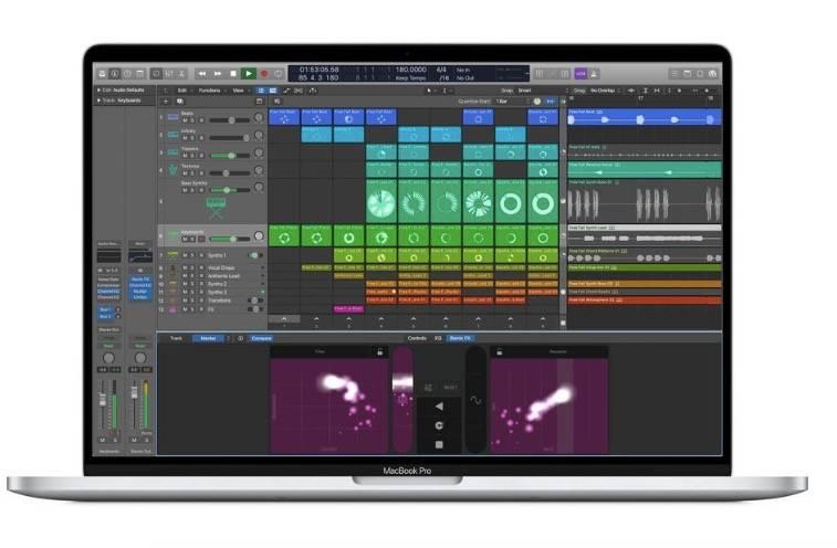 苹果的Logic Pro X获得了GarageBand的iOS功能