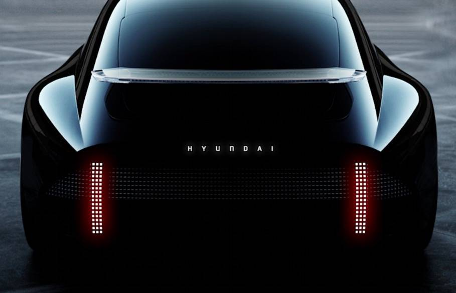 用摇杆驾驶!现代全新电动概念车不用方向盘