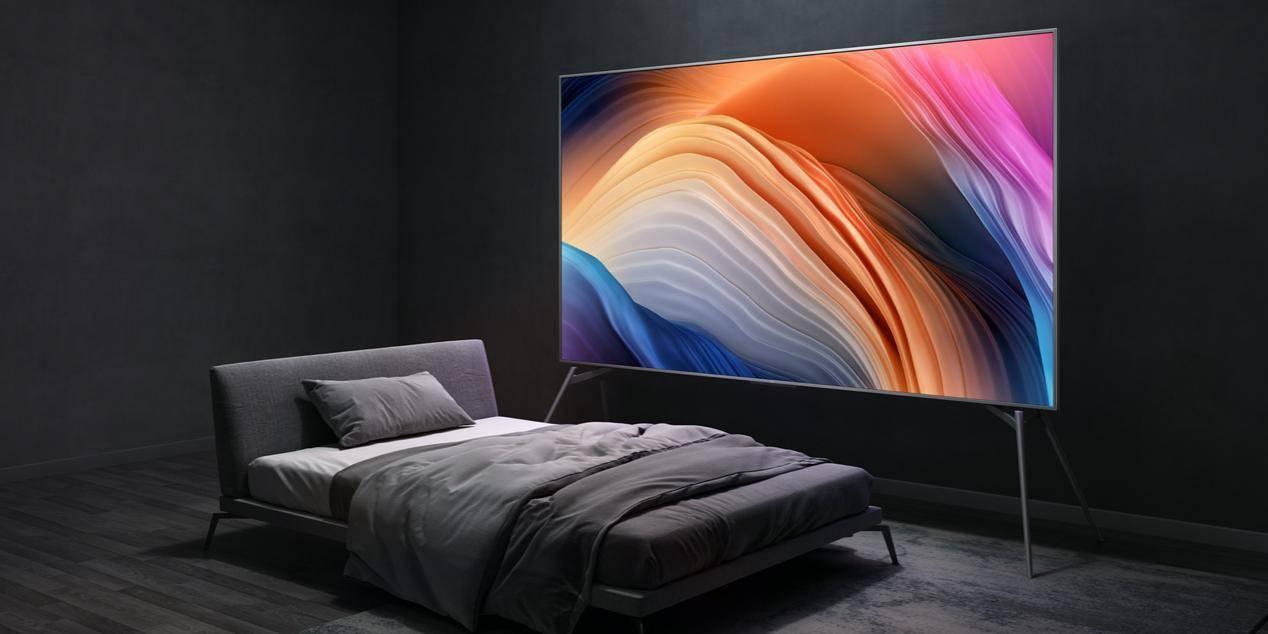 """Redmi智能电视MAX 98""""亮相米粉节 小米电视4A 60吋+全面屏电视Pro 75吋新品首发"""