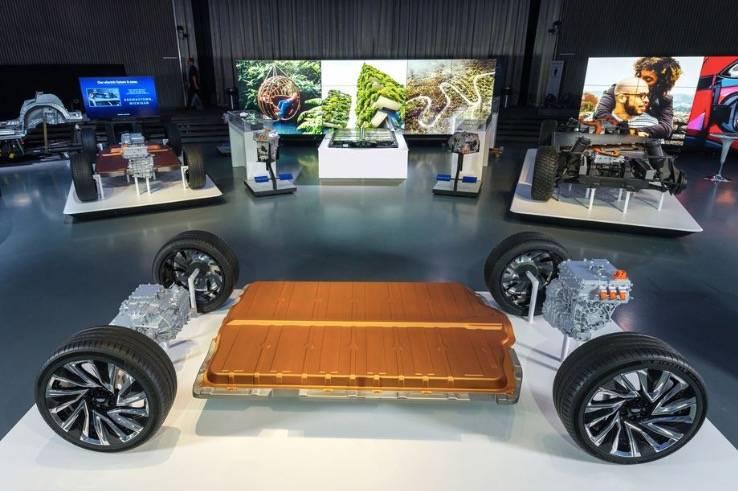 通用汽车正与本田合作,生产两款新的电动汽车