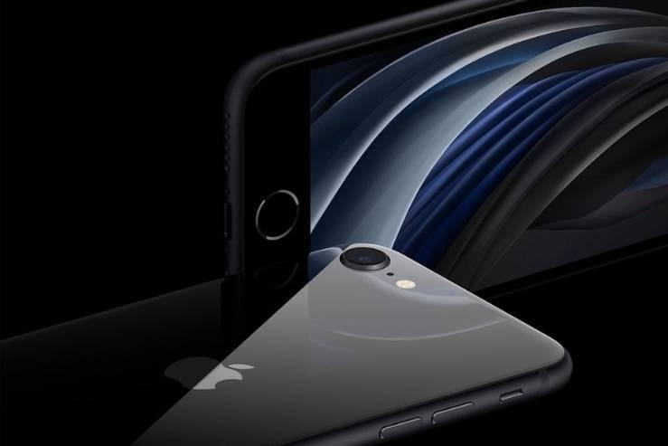 苹果的新iPhone SE没有自带自定义U1定位芯片