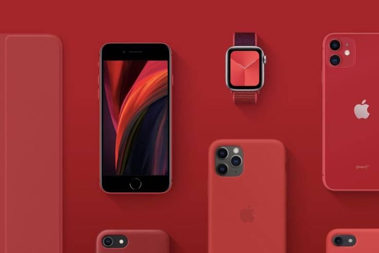 苹果将把Red产品的收益捐给COVID-19响应行动