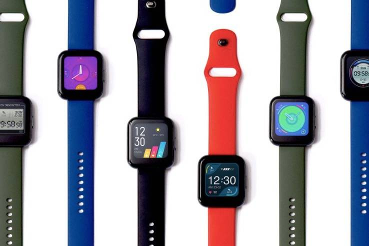 Realme发布首款智能手表和电视