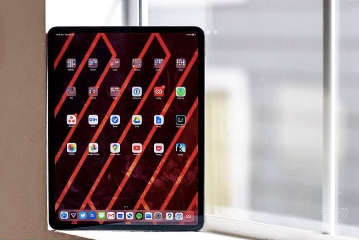 苹果2021年的iPad pro可能会有5G