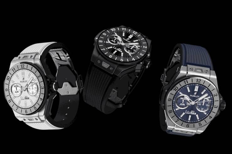 Hublot推出了一款售价5800美元的Wear OS智能手表