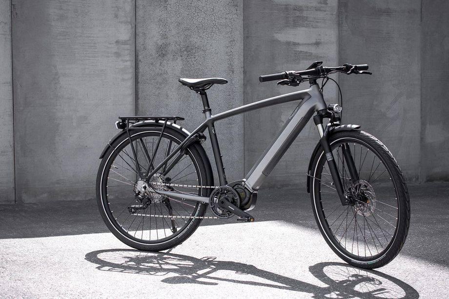 英国Triumph摩托车公司推出首款电动自行车