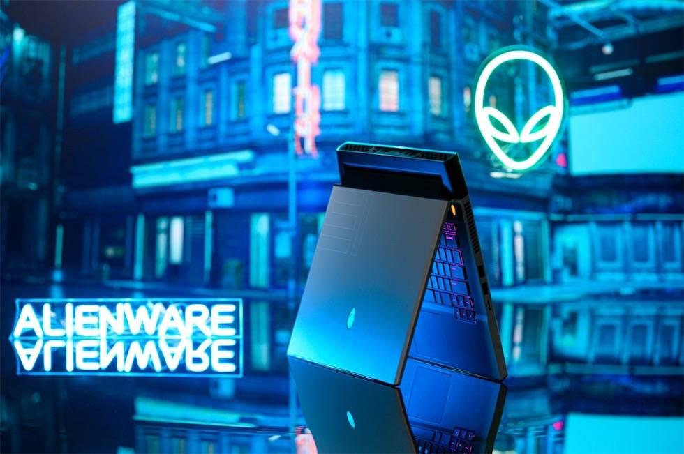 赛博之美,外星人全新 m15/m17 2020 版发布