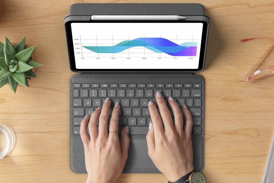 罗技推出11英寸iPad Pro新键盘套