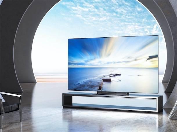 """剑指TOP级高端市场 小米电视大师65""""OLED电视发布售12999元"""