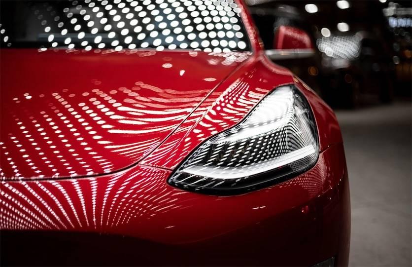 特斯拉 2020年第二季度汽车生产和交付
