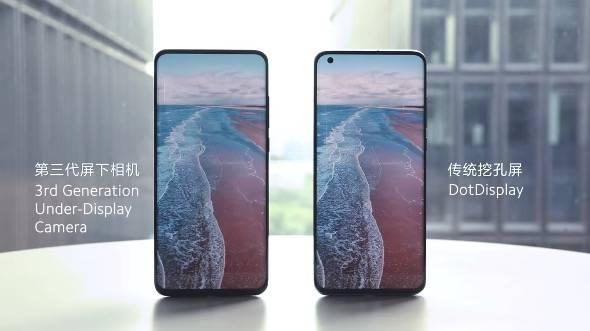 小米的屏下摄像头技术将于明年在智能手机市场上市