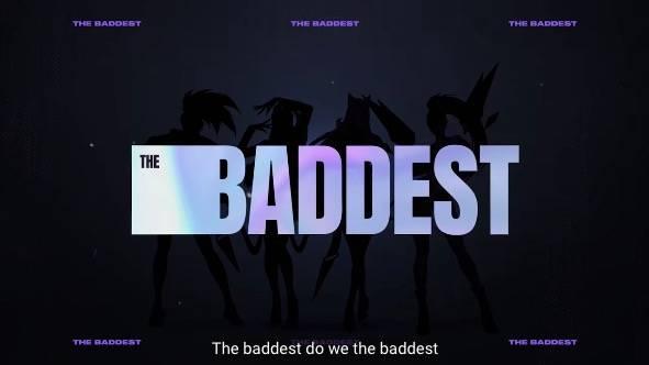 英雄联盟的虚拟韩流组合K/DA携新歌回归