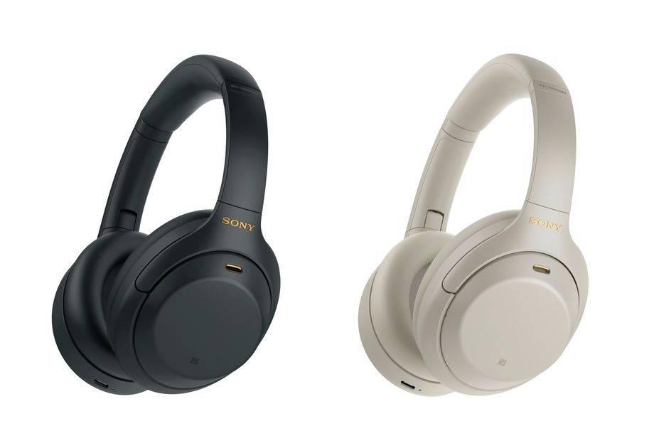 索尼新推出的1000XM4耳机提高了降噪效果