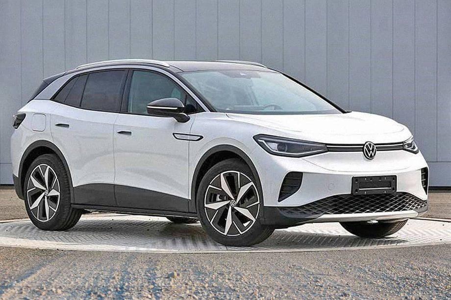大众ID 4电动SUV在德国投产